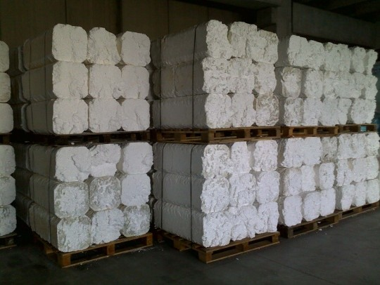 Foam Waste Recycling