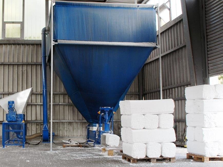 eps silo system